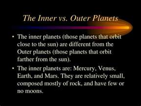 Inner Vs Outer Essay by Ppt Grade Nine Science Powerpoint Presentation Id 4250937