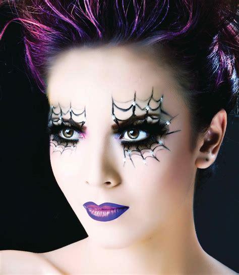 imagenes de halloween para el rostro 25 ideas para tener un maquillaje aterrador en halloween