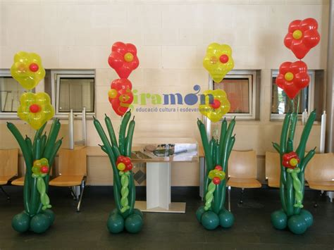 decoracion en globos originales ramos de flores con globos giram 243 n giram 243 n