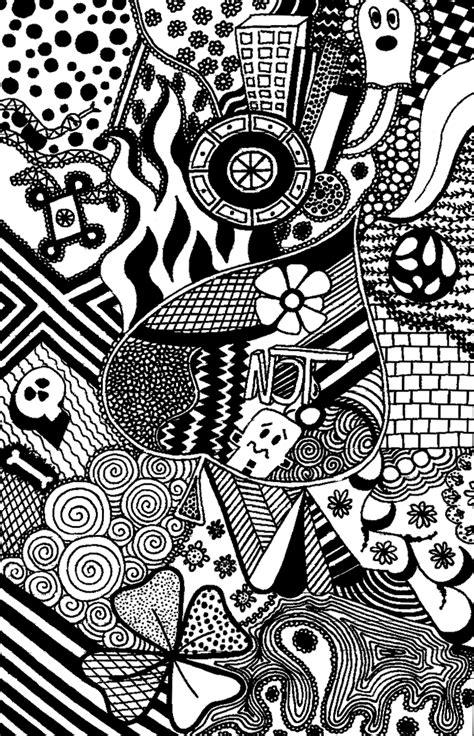 pattern in sketch jaded love doodle doodler blog