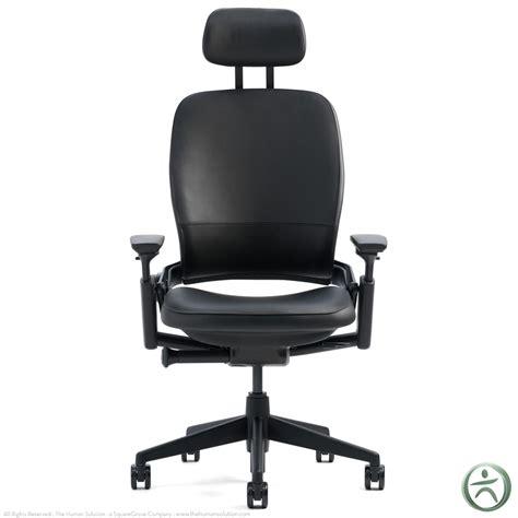 Leap Chair By Steelcase by Steelcase Leap Chair In Leather Shop Steelcase Leap Chairs