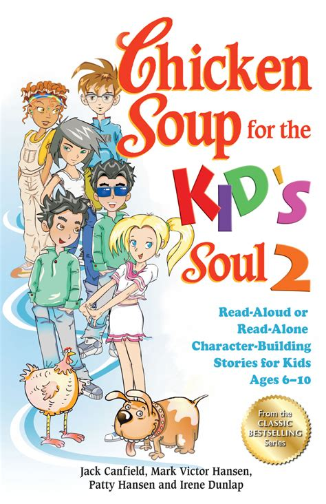 Chicken Soup For The Soul Ii chicken soup for the kid s soul 2 book by canfield