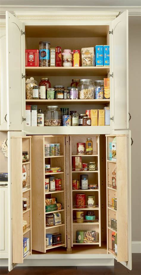 pantry door shelf and swing out kits organize your space