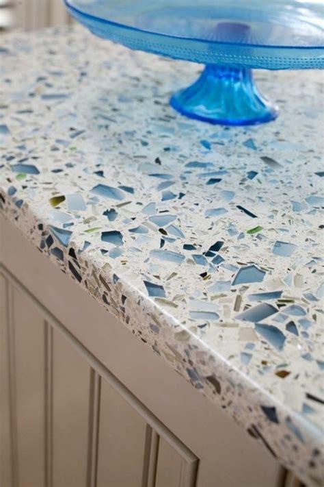 Emejing Arbeitsplatte Küche Blau Images   Ideas & Design