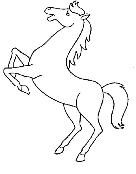 horse coloring pages to print coloring lab