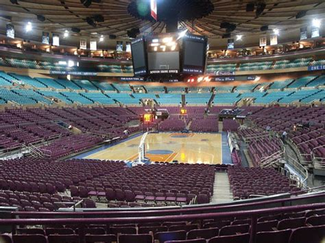 How Many Seats Does Square Garden Hold by Goodbye Square Garden Nba Observer