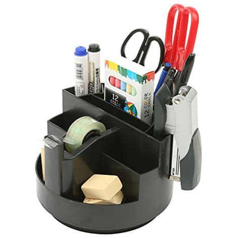 Spinning Desk Organizer Compare Price To Rotating Desk Organizer Tragerlaw Biz