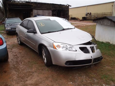 Pontiac G6 Parts And Accessories by 2007 Pontiac G6 Standridge Auto Parts