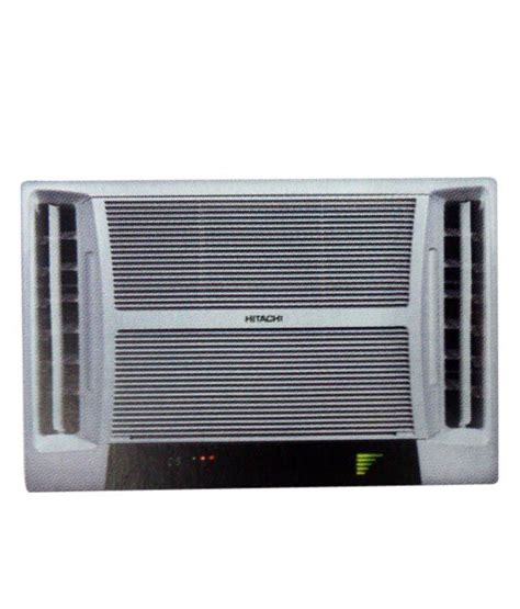 hitachi ac hitachi 2 ton 2 star summer qc rav222hud window air