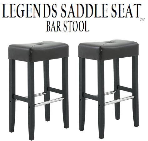 bar stools 24 inch visionexchange co legends modern 30 saddle seat bar stools set of 2 inside