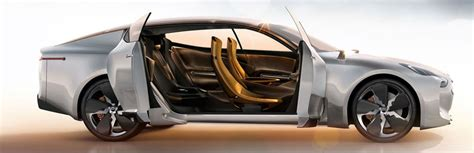 Kia 4 By 4 Cars Kia The Curve Ahead 2017 Sports Car Premiere