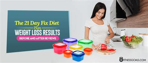 weight loss fix the 21 day fix diet plan read before and after results