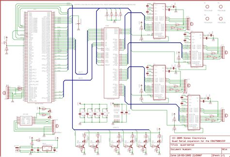 schematic drawing app simtec electronics support an0001 four port serial