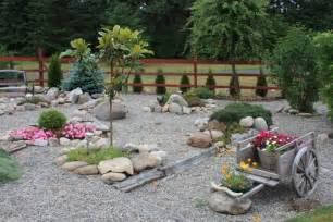 Rock Garden Ideas For Small Yards Rock Garden Designs For Front Yards With Rock Garden Designs For Front Yards Of Set
