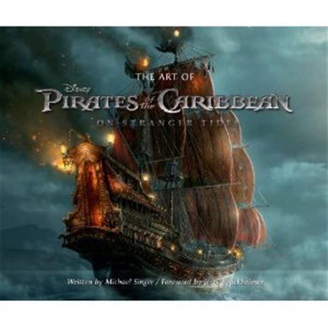 libro the movie art of pirati dei caraibi 4 i vincitori del concorso best movie