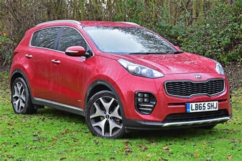Kia Sportage Bad Reviews Kia Sportage Gt Line Conclusion Car Bad Version