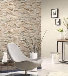 stein tapete wohnzimmer die 25 besten ideen zu tapete steinoptik auf