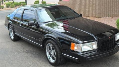 lincoln v11 1990 lincoln vii pictures cargurus