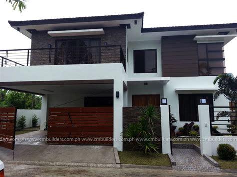 house zen design philippines modern zen cm builders