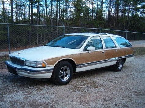 automobile air conditioning repair 1991 buick roadmaster electronic throttle control buy used 1991 buick roadmaster wagon custom cruiser chevy 5 0 well kept family rat rod in