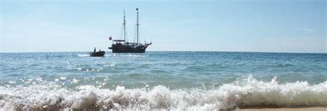 boat trip portimao pirate ship cruises from portimao
