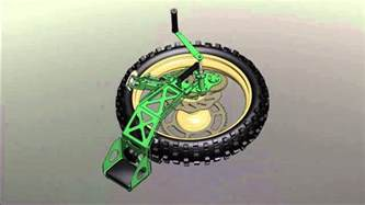 Dirt Bike Tire Mounting Stand Solidworks Dirtbike Tire Changing Tool
