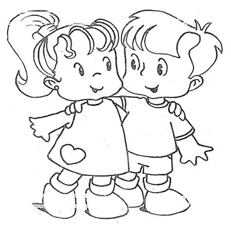 Friendship Color In Card Templates by Friends Pages Coloring Pages