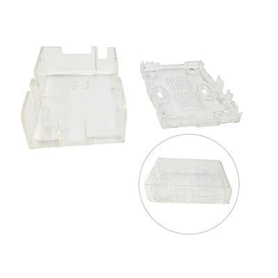 Mc Rp001 Clr Raspberry Pi Clear mc rp001 clr raspberry pi enclosure clear