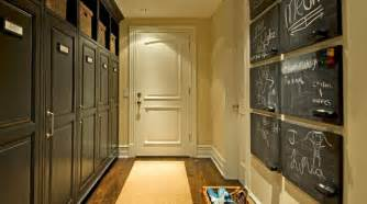 Entryway Runner Mudroom Design Traditional Laundry Room Vallone Design