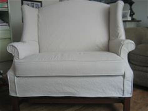 wing loveseat slipcover 1000 images about decor slip covers upholstery on