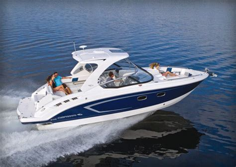 sea ray hybrid boat chaparral 327 ssx a better boating hybrid boats