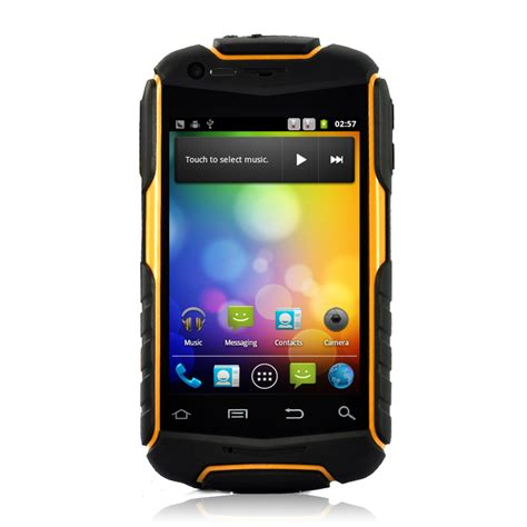 rugged android phone wholesale rugged android mobile phone 3 5 inch phone from china