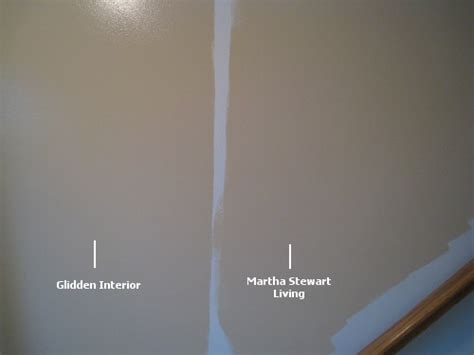 review martha stewart living vs glidden paint one project closer