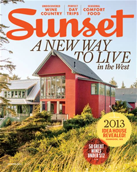 sunset magazine house plans sunset magazine house designs house design ideas