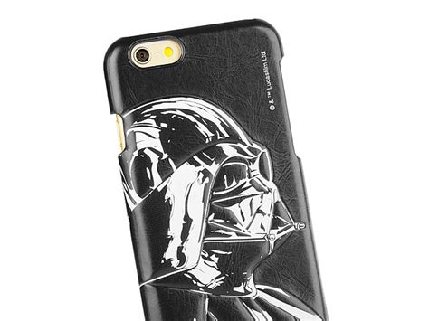 Iphone 6 6s Casing Cover Lucu Starwars Leather Bb 8 iphone 6 6s wars darth vader leather back