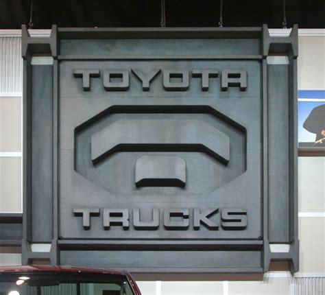 toyota trucks logo toyota exhibits cartype