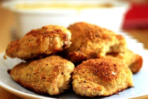 oven fried chicken recipe dishmaps