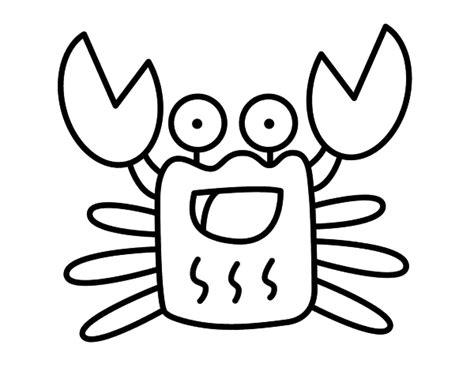 como transformar imagenes png en jpg dibujo de cangrejo alegre para colorear dibujos net