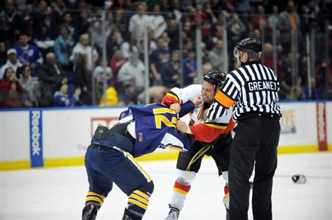 hockey bench clearing brawls cops firefighters fight in charity hockey game ny daily