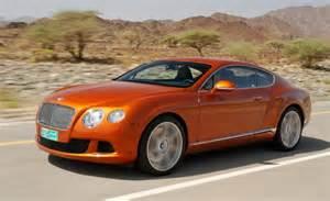 Bentley Coupe 2012 Car News 2012 Bentley Continental Gt