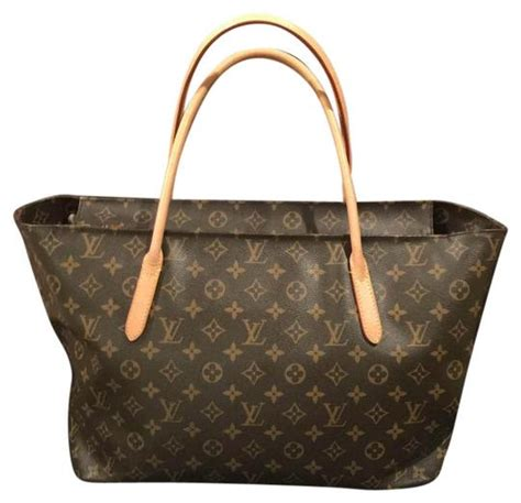 louis vuitton raspail gm brown monogram tote bag  sale