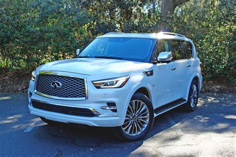 reviews on infiniti qx80 2018 infiniti qx80 review autoguide news