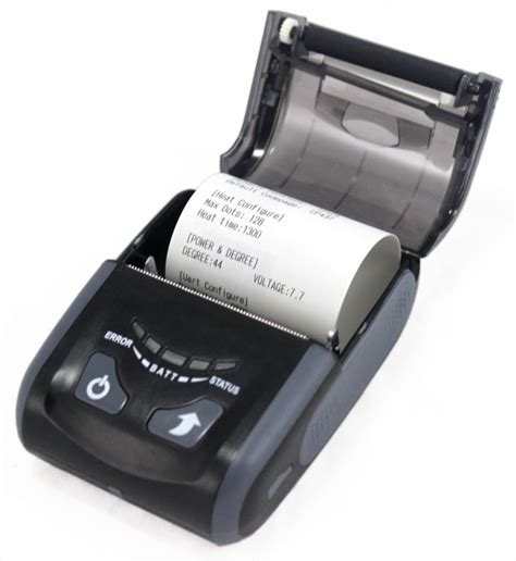 Thermal Printer Mobile 80mm china 80mm mobile bluetooth wifi thermal receipt printer