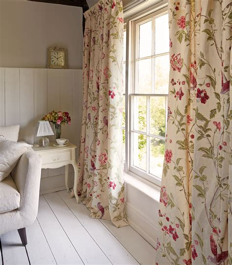 laura ashley floral curtains curtain call keeping your home cosy for winter laura
