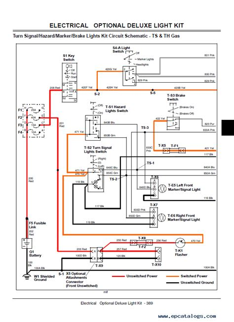 deere gator wiring diagram 4 x 2 deere l120 pto