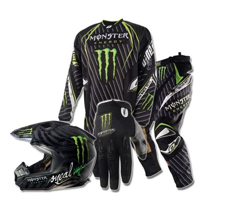 motocross gear monster monster dirtbike gear ricky moto pinterest