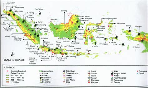 2 Di Indonesia peta hasil tambang di negara indonesia kharis maniar