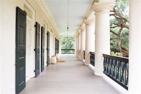 oak alley plantation aeratis porch flooring