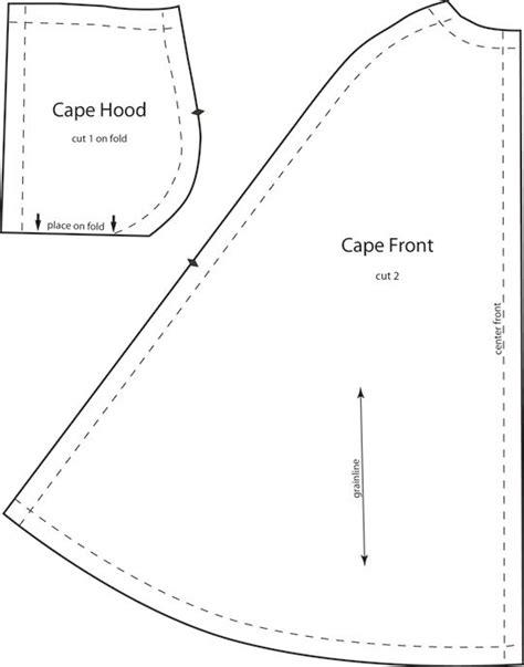 Impression Pinteres Cape Template