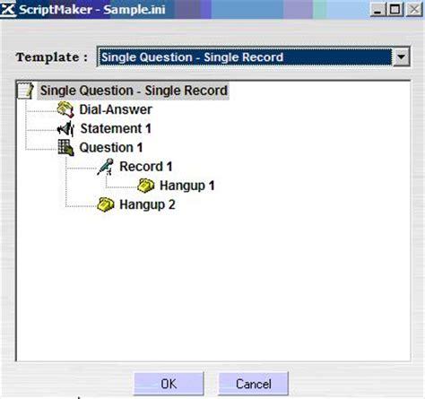 spitfire help desk understanding the scriptmaker templates